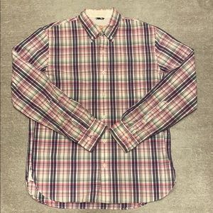 Brooks Brothers - Plaid Button Down